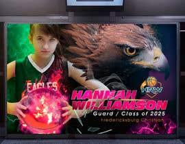 #136 za Intimidating Sport Design Poster od samadhi14