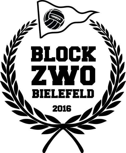 Kilpailutyö #35 kilpailussa German football/soccer fan club Crest/Emblem Logo Design