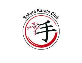 #4 za Karate Club Badge Logo Design od AKIRASSAN
