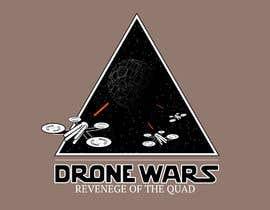 #18 za Star Wars Parody Shirt Design (Drone Wars) od alexanderbakunov