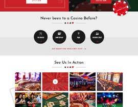 #9 za New Wordpress Theme for Online Gambling Site od Shouryac