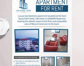 #22 za Create an A4 poster for 2 bedroom luxury apartment to let od HashamRafiq2