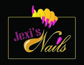 #87 za Jexi's Nails - Design a logo for a nail salon od mithun2uhalder