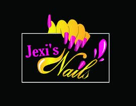 #96 za Jexi's Nails - Design a logo for a nail salon od mithun2uhalder