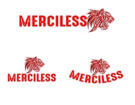 """#12 pentru new logo design! It must have the word """"Merciless"""", and the word merciless has to be red. I have attached the current logo for the company Merciless Sounds. de către Akashkhan360"""