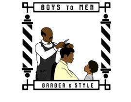 #41 for Design a Logo for a barbershop af jomainenicolee
