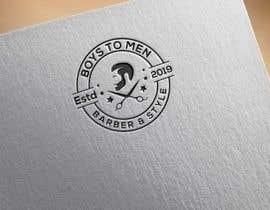 #27 for Design a Logo for a barbershop af habiburhr7778