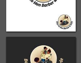 #26 for Design a Logo for a barbershop af Alexander2508