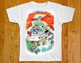 #17 for crazy design for a t shirt av Valadar