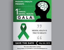 #20 para design beautiful digital flyer - Mental Health Gala por darbarg
