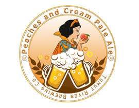 #193 for Logo for our new beer Peaches & Cream Pale av AyyoubMAZOUZ
