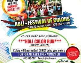 #13 for Need an event Poster av MDH629999