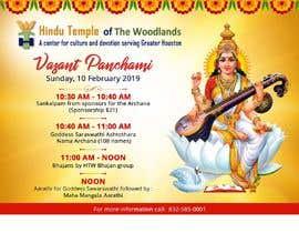#30 for Vasant Panchami poster av satishandsurabhi