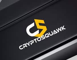#12 for CryptoSquawk logo av moutusit