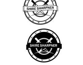 #38 for logo for knife sharperner business av aamirbashir1010