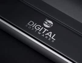 #4 for Logo Creation for DigitalSoftwares av Bulbul03