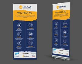 #26 for Design 2 roll up banners by dissha
