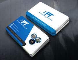 #122 for Business Card for Personal Trainer av Heartbd5