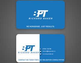 #158 for Business Card for Personal Trainer av ronyahmedspi69