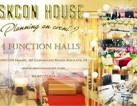 #10 for Make a design for bill board for my banquet hall av jomainenicolee