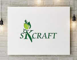"#12 for Design a Logo for a crafting startup ""SKCRAFT"" av mdsairukhrahman7"