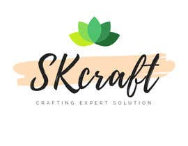 "#39 for Design a Logo for a crafting startup ""SKCRAFT"" av jojijds"