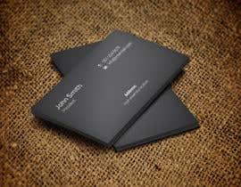 #190 pёr Design me a minimalist business card nga shemulpaul
