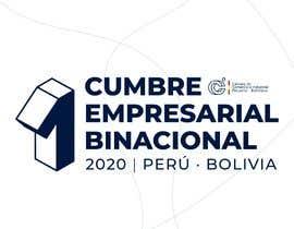 #22 for Cumbre Empresarial Binacional av kalolleroMarroon