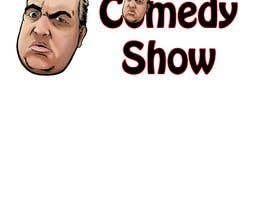 #12 for Comedy Face Logo av Rooni007
