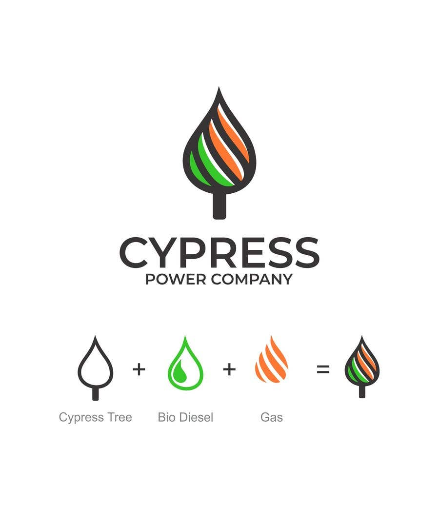 Logo For Cypress Power Company Freelancer