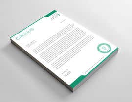 nº 32 pour Create Letterhead Template in Word, PSD and CDR par abdulmonayem85