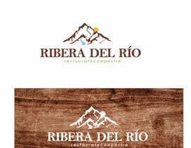 #38 pёr Diseño de Logotipo Restaurant Campestre Ribera del Rio nga mari8a