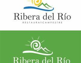#45 pёr Diseño de Logotipo Restaurant Campestre Ribera del Rio nga mari8a
