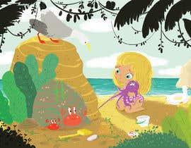 #59 pёr Children's illustrator nga maiabatumashvili
