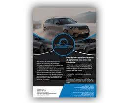 #17 za 1 Flyer size 5.5 X 8.5  and 3 business cards od pipra99