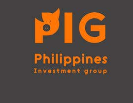 #144 for Logo for  Philippines Investment group (PIG) by Dandelion15
