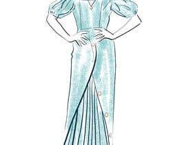 #11 pёr Fashion design ellustration nga artkrishna