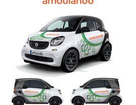Nro 30 kilpailuun Design car wrap concept käyttäjältä vetrovdaniel