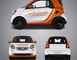 Nro 13 kilpailuun Design car wrap concept käyttäjältä shudaxdesign