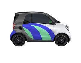 Nro 7 kilpailuun Design car wrap concept käyttäjältä stajera