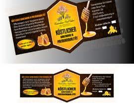 #13 untuk Design eines neuen Honig Ettikettes oleh rubellhossain26