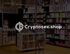 #4 pёr Logo for Cryptosex.shop nga mohibulasif