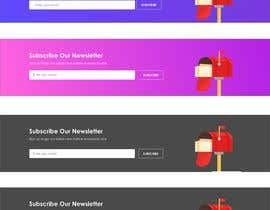 #23 pёr New idea for website subscription block nga dowitharaigen