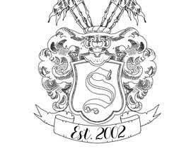 #22 pёr SANDERS Family Shield/Crest nga berragzakariae