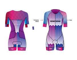 """Nro 79 kilpailuun designing a triathlon """"kit"""" (1 piece suit) käyttäjältä creatideasbd"""