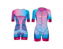 """Nro 85 kilpailuun designing a triathlon """"kit"""" (1 piece suit) käyttäjältä creatideasbd"""
