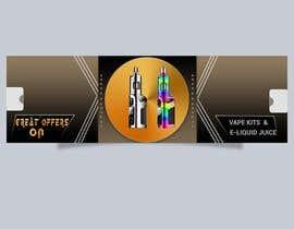 #3 pёr Website Banner for Vape Products nga youshohag799