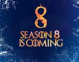 Nro 9 kilpailuun GoT Party logo käyttäjältä brunogiollo
