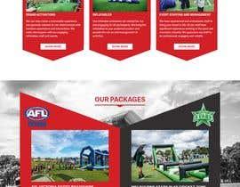 #57 za Website Home Page Design od mdakshohag