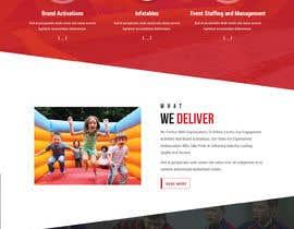 #69 za Website Home Page Design od Nikita121
